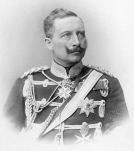 WOI - Kaiser Wilhelm II - Bron: www.commons.wikimedia.org