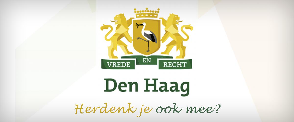 4 mei Den Haag