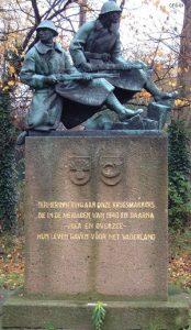 Monument Slag om Den Haag
