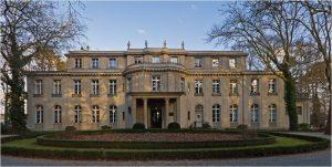 Huis van de Wannsee Konferenz in Berlijn - bron: wikipedia