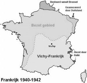 verzet frankrijk tweede wereldoorlog