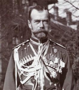 Interbellum - Nicholas II, Tsaar van of Rusland - Bron: www.wikipedia.org