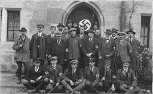 Iterbellum - NSDAP 1923 - Bron: www.alphahistory