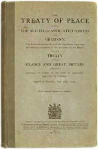 WOI - Verdrag van Versailles - Bron: www.wikikids.nl