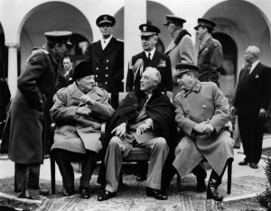 Livadia Palace, Yalta, Three Power Conference - bron: johndclare.net